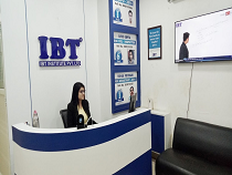 IBT Office Chandigarh Reception